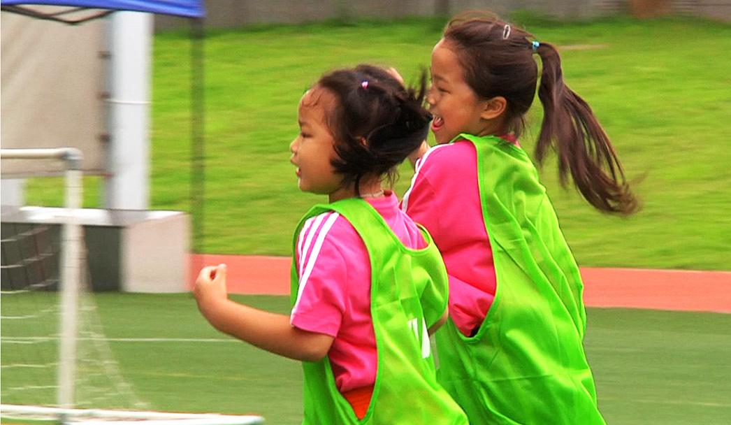 FIFA – Women's football in H-K