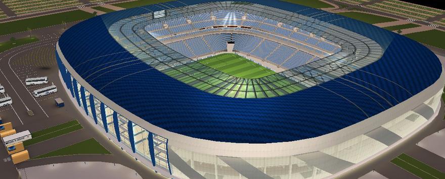 UEFA Virtual Stadium