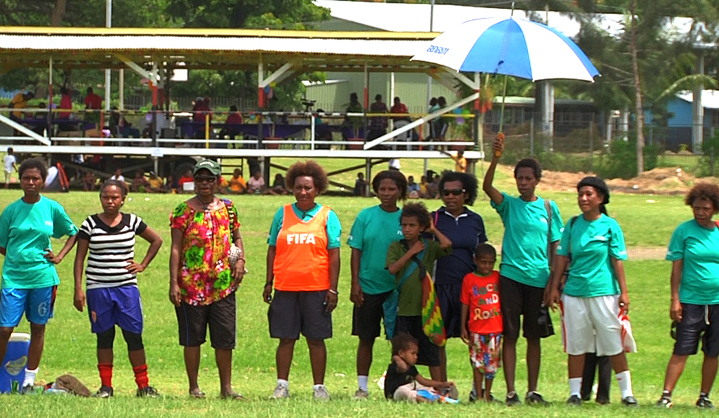 FIFA – Women's Football Festival in Papouasia new Guinea