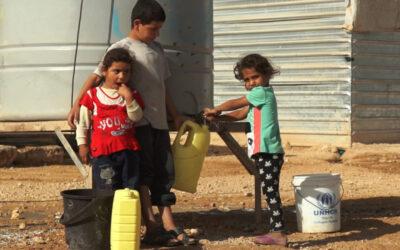 Football in Za'atari refugees camp