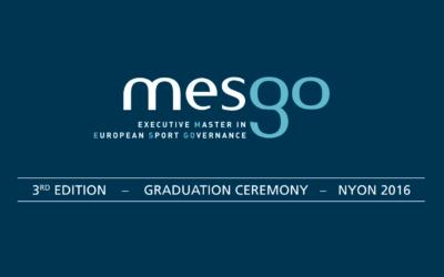 MESGO – Graduation Ceremony