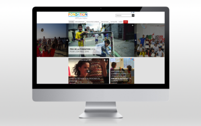 Improvement of the UEFA Foundation for Children web site