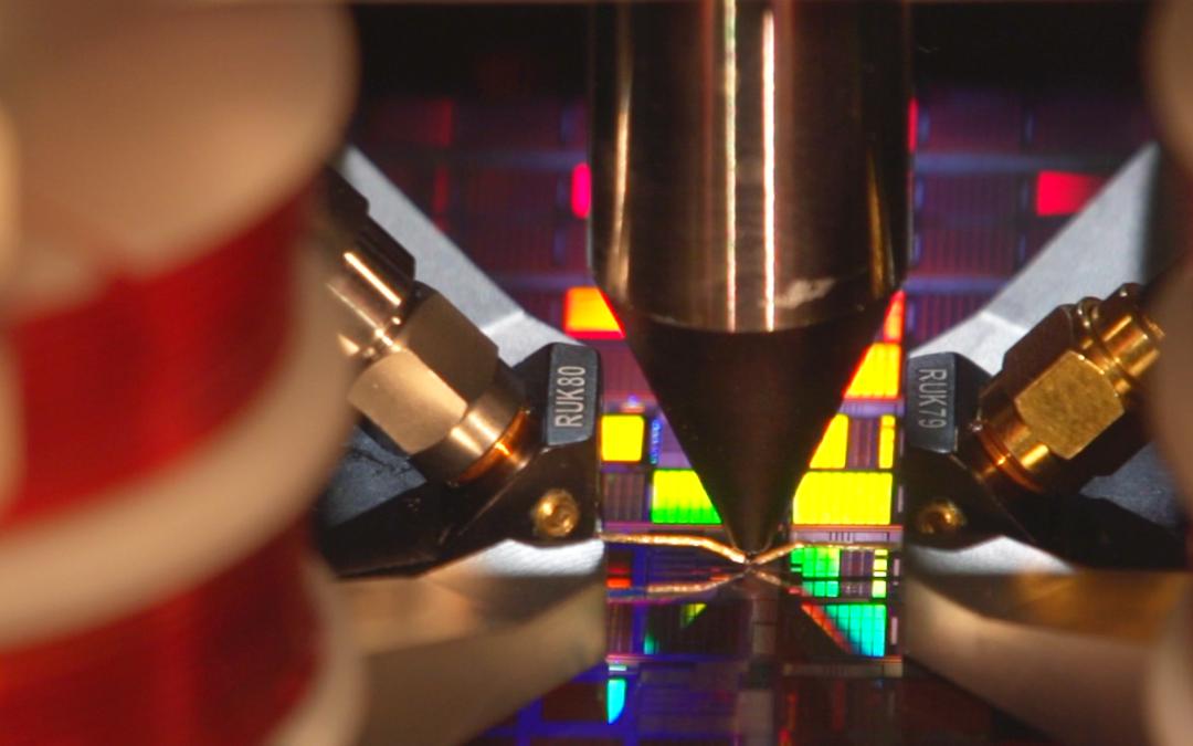 Hprobe, testeur de mémoire magnétique (MRAM)